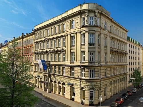 Wenen - Hotel Bellevue