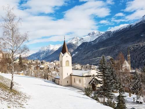Wintersport Davos-Klosters - Turmhotel Victoria