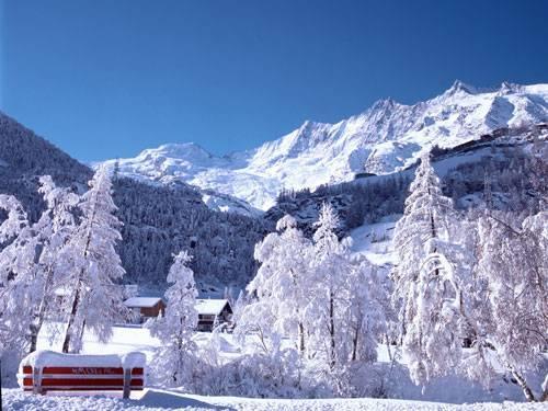 Wintersport Saas Grund - Hotel Etoile