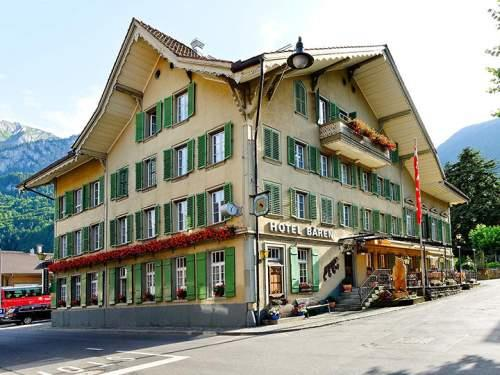 Interlaken - Hotel Bären