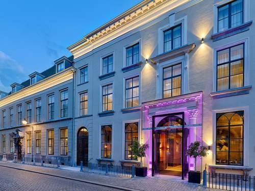 Bijzonder overnachten Breda - Hotel Nassau Breda