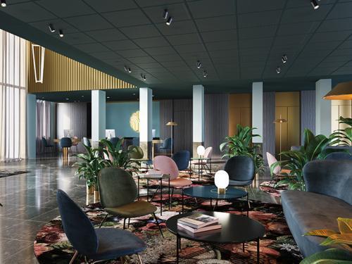 Antwerpen - Hotel NH Collection Antwerp Centre