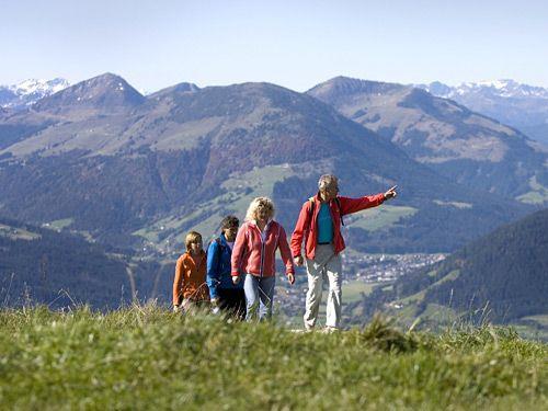 Wandelvakantie Tirol