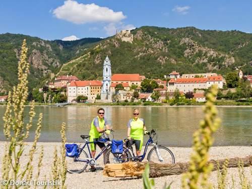 Fietsvakantie Donau Passau Wenen (korte variant)