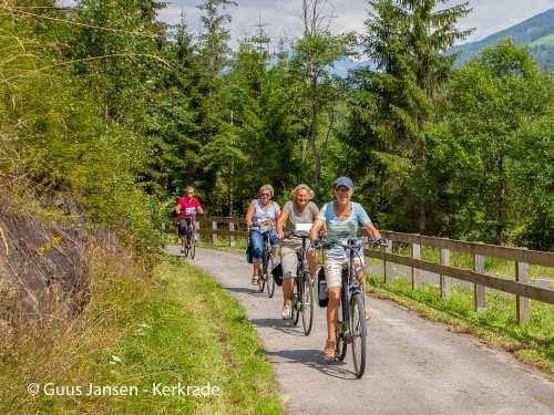 Fietsreis Karinthië, de zonnige zuidzijde van de Alpen