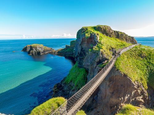 Wandelen in Nrd Ierland Glens Antrim & Giant Causeway