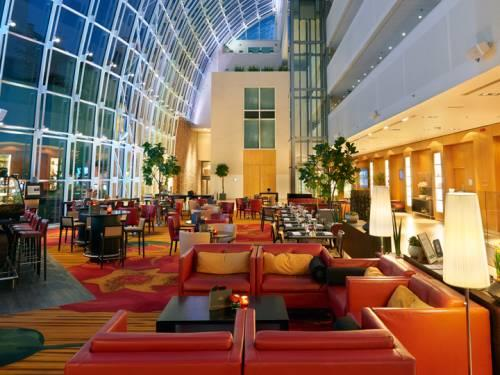 Bijzonder overnachten Gent Hotel Marriott Ghent