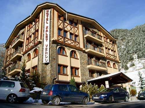 Andorra Hotel Xalet Verdu