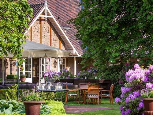 Michelinsterarrangement Restaurant De Bloemenbeek Landhuishotel De Bloemenbeek