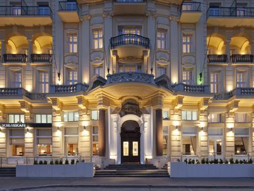 Wenen Parkhotel Schönbrunn
