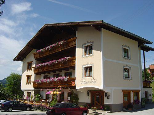 All Inclusive Tirol Gasthof Klausenhof