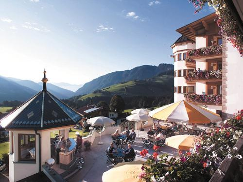 Tirol Hotel Silberberger