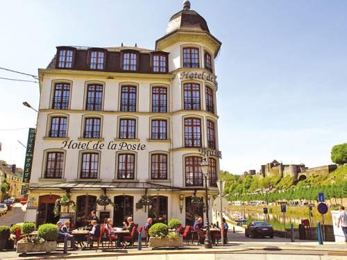 Belgische Ardennen Hotel De La Poste Relais Napoleon III