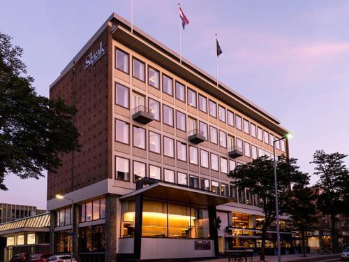 Bijzonder overnachten Rotterdam Hotel De Slaak Rotterdam