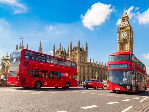 Busreis Voordeelreis Royal Londen