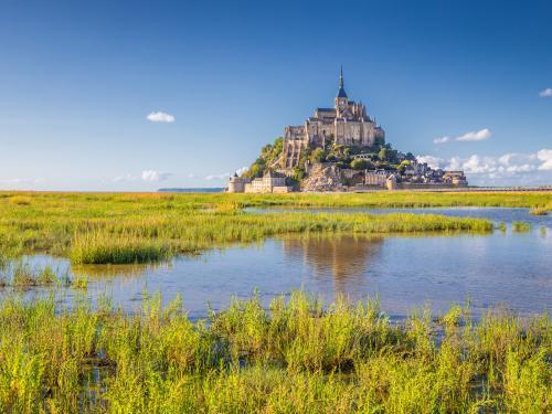 Busreis Normandië en Bretagne