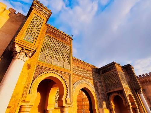 Fly-drive naar Koningssteden van Marokko