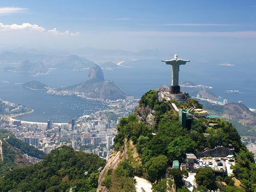 Rondreis door Bruisend Brazilië