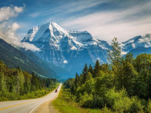 Fly-drive naar de hoogtepunten van West Canada